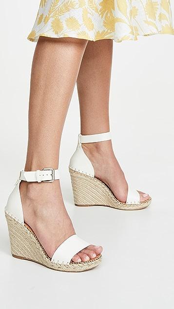 Dolce Vita Noor 坡跟编织底便鞋