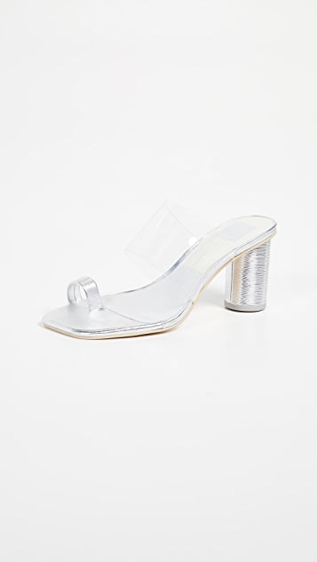 Dolce Vita Naomie Toe Ring Slides