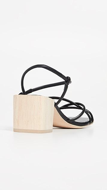 Dolce Vita Сандалии Zayla на квадратном каблуке