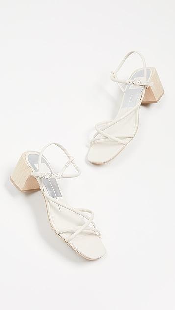 Dolce Vita Zayla 粗跟凉鞋