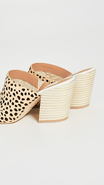 Dolce Vita Angela Point Toe Mules