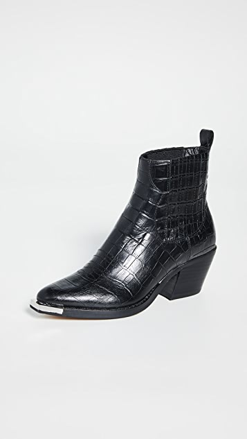 Abie Western Booties by Dolce Vita