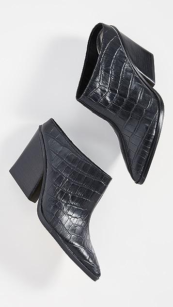 Dolce Vita Туфли без задников в ковбойском стиле Ira