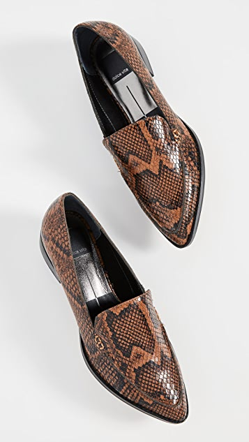 Dolce Vita Arlene Point Toe Loafers