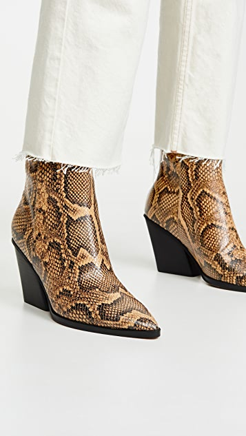 Dolce Vita Issa Western Booties