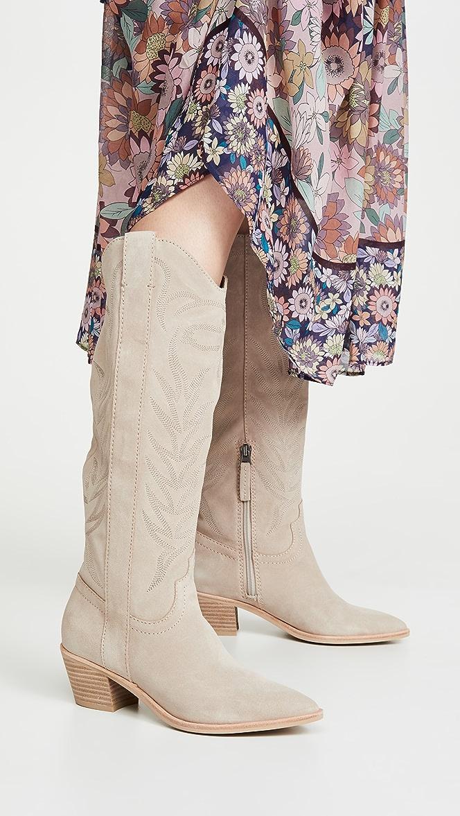 Dolce Vita Solei Western Boots | SHOPBOP
