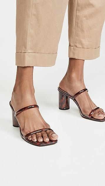 Dolce Vita Noles 乙烯树脂凉拖鞋