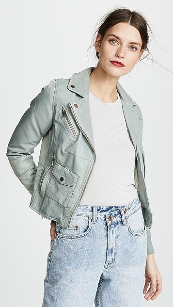 Doma Moto Bomber Combo Jacket