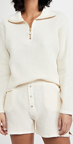 DONNI - Waffle Pullover