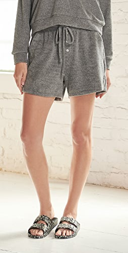 DONNI - 毛圈布短裤