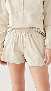 DONNI Nylon Shorts