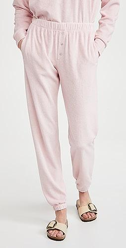 DONNI - 毛圈布运动裤