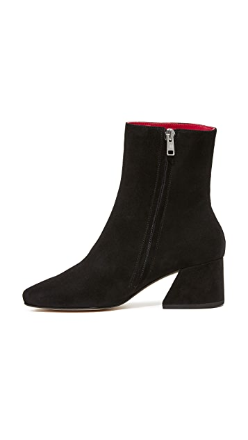 Dorateymur Nizip Booties