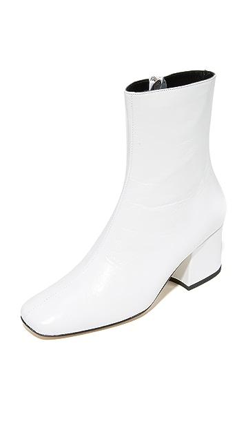 Dorateymur Sybil Leek Ankle Booties