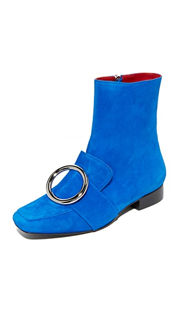Dorateymur Biturbo Buckle Booties