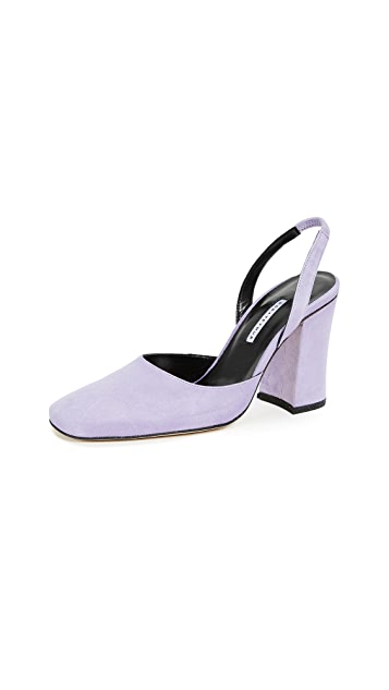 Dorateymur Resort Sling Pumps