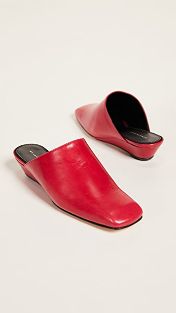 Dorateymur Han Slipper Mules