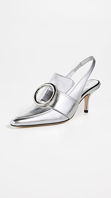 Dorateymur Eagle Slingback Pumps