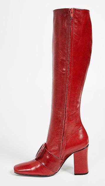 Dorateymur Sybil Leek Boots