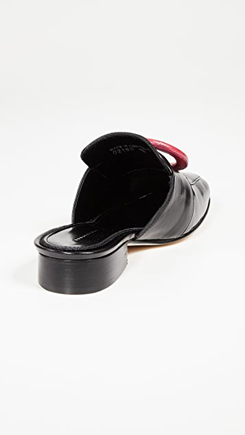 Dorateymur Petrol Shadow Mules