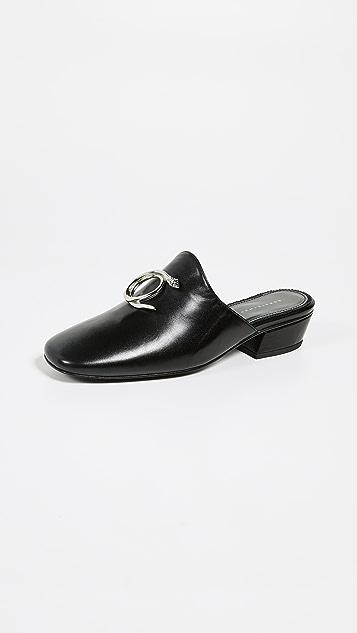 Dorateymur House Slippers - Black