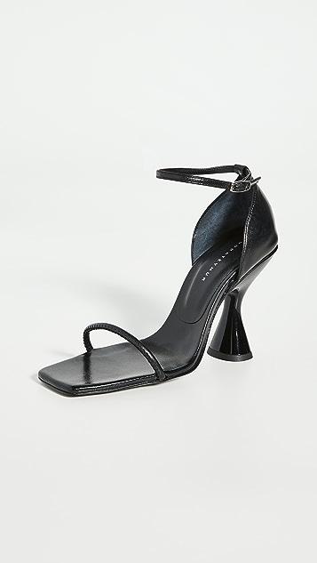 Dorateymur Stainless 踝带凉鞋