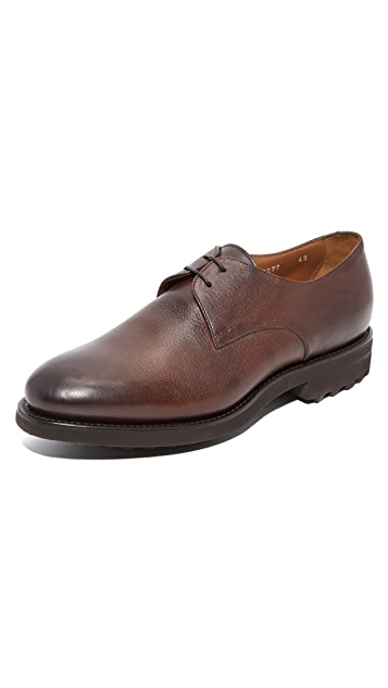 Doucal's Bruno Derby Shoes
