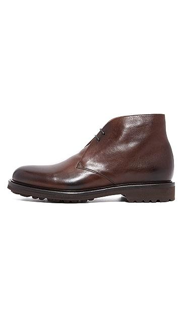 Doucal's Savino Chukka Boots