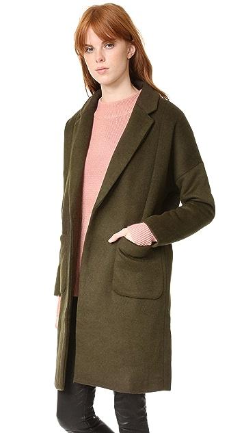 dRA Sarah Coat