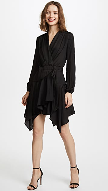 dRA Parker Dress - Jet Black