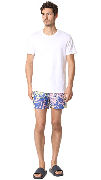 Double Rainbouu Cherry Pop Swim Shorts