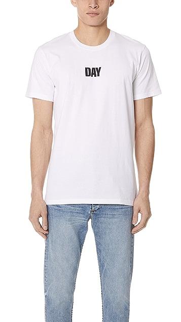 Double Rainbouu Day Break T-Shirt