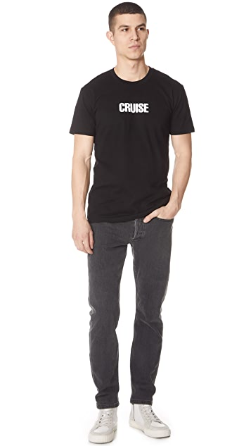Double Rainbouu Cruise Control T-Shirt