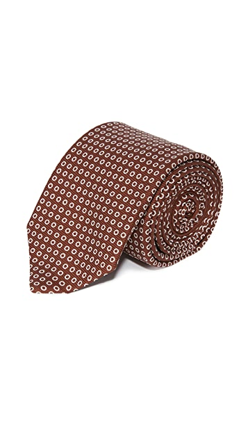 Drake's Circles Tie