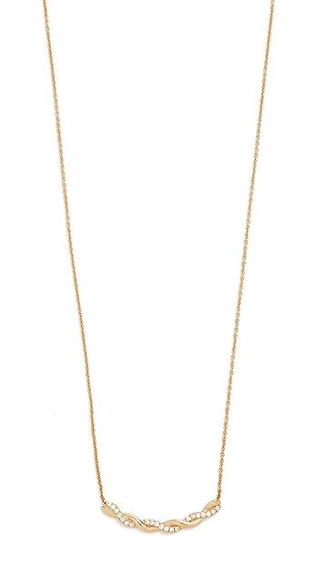 Dana Rebecca Carly Brooke Twisted Necklace