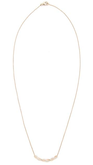 Dana Rebecca 14k Gold Carly Brooke Twisted Necklace