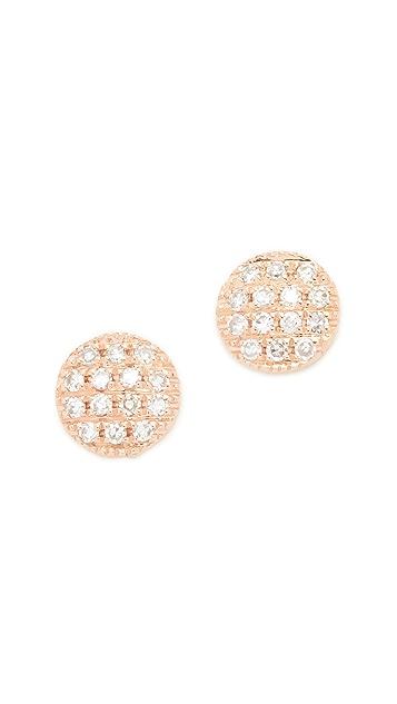 Dana Rebecca Lauren Joy Stud Earrings