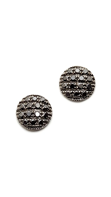 Dana Rebecca 14k gold Lauren Joy Stud Earrings