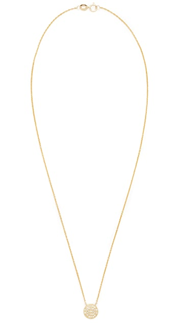 Dana Rebecca 14k Gold Lauren Medium Joy Necklace