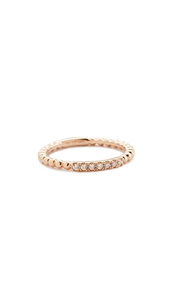 Dana Rebecca Poppy Rae Single Band Ring
