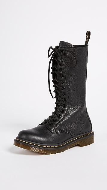 Dr. Martens 1B99 14 Eye Zip Boots