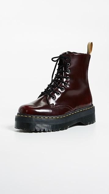 Dr Martens Vegan Jadon Ii 8 Eye Boots
