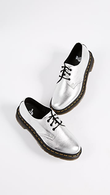 Dr. Martens 1461 Met 3 Eye Shoes