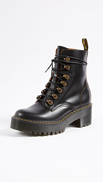 Dr Martens Boots Black Gr 7