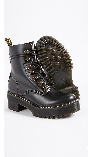 Dr. Martens Leona 7 Hook Boots