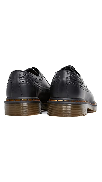 Dr. Martens 3989 Brogue Lace Up Oxfords