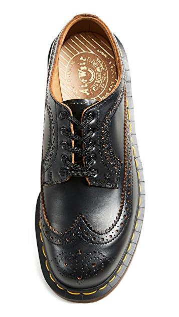 Dr. Martens Made in England 3989 Lace Up Brogues
