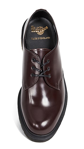 Dr. Martens MIE Classics 1461 3 Eye Oxfords