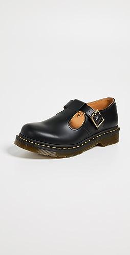 Dr. Martens - Polley T-Bar 玛丽珍鞋