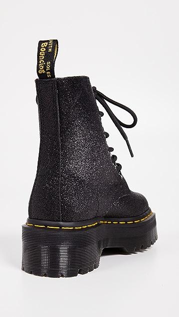glitter dr martens shoes